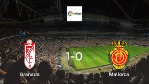 Granada earned hard-fought win over Mallorca 1-0 at Los Carmenes