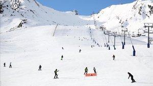 Grandvalira prevé la apertura de 30 km esquiables en el puente