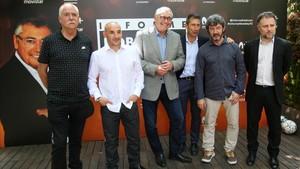 El Informe Robinson Wembley 92 fue presentado este jueves en Barcelona