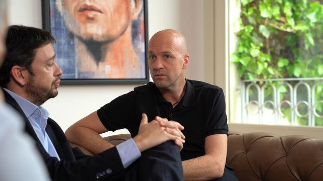 Jordi Cruyff habló para SPORT