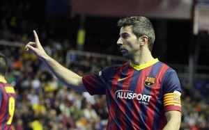 Jordi Torras jugó cuatro años en el Barça Alusport