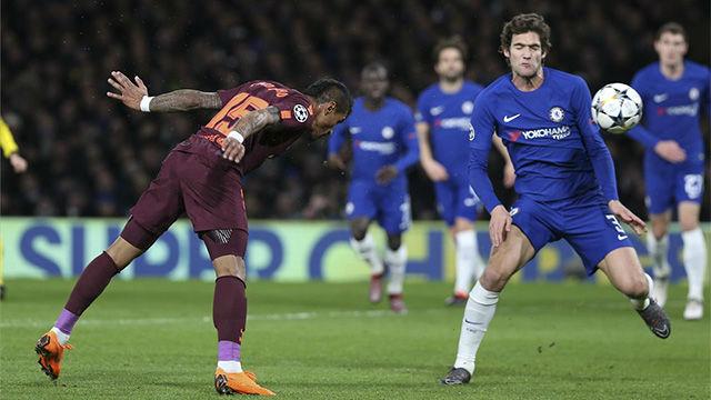 LACHAMPIONS | Chelsea - FC Barcelona (1-1): El fallo de Paulinho