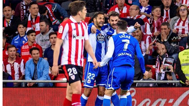 LALIGA | Athletic - Deportivo (2-3)