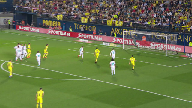 LALIGA | Villarreal - Real Madrid (2-2): El paradón de Luca