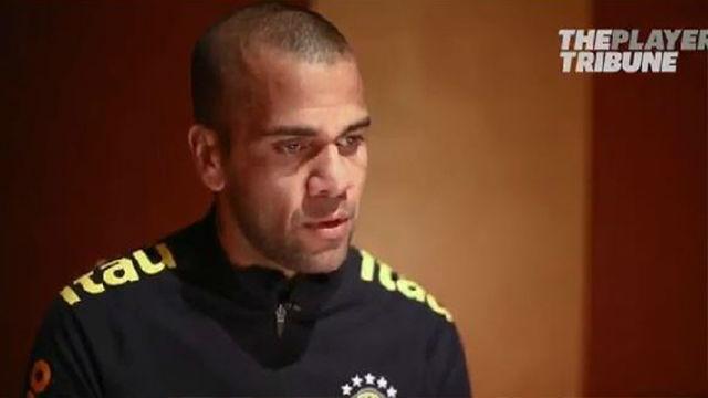 Las bonitas y bromistas declaraciones de Dani Alves sobre Mbappé