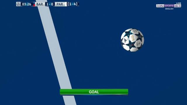Las mejores imágenes del gol de Luis Suárez