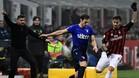 La Lazio fue más ambiciosa pero se topó con un sólido Milan