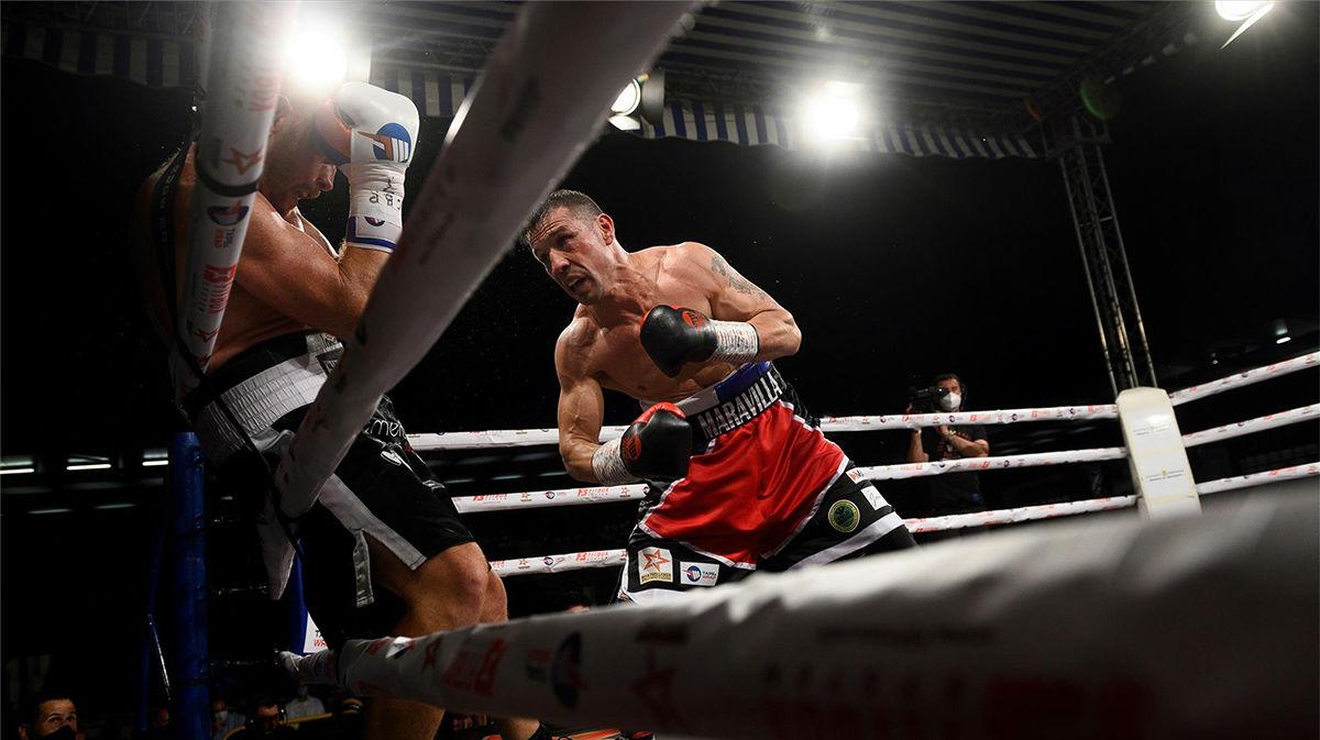 Maravilla Martínez regresa a los cuadriláteros con una victoria por KO