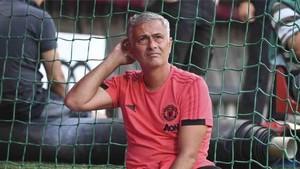 Mourinho habló del mercado de fichajes