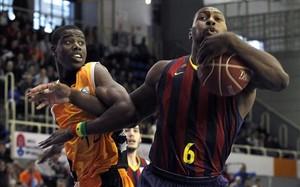 Moussa Diagne reforzará el juego interior blaugrana