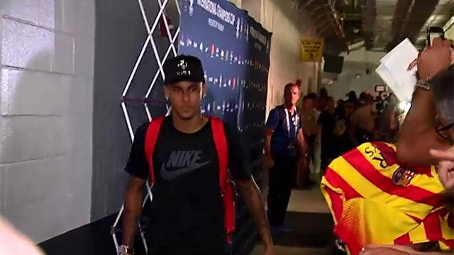 Neymar pasará reconocimiento médico en Doha