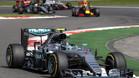 Nico Rosberg fue el más rápido en el GP Bélgica