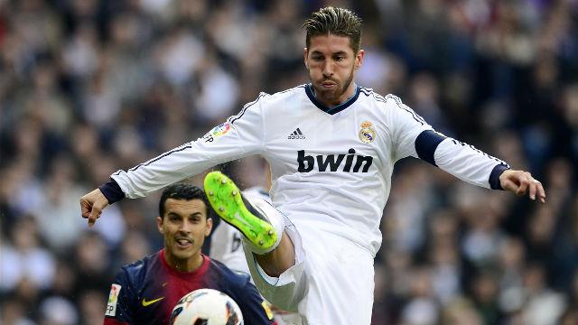 Pedro: Sergio Ramos y Van Dijk son los mejores defensas