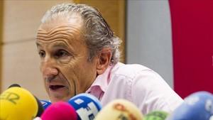 Petón habló sobre las polémicas declaraciones de Simeone
