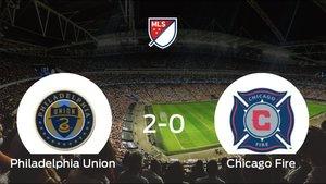 El Philadelphia Union derrota al Chicago Fire por 2-0