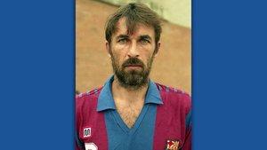 Portner, ex jugador del Barça de balonmano, a muerto a los 59 años