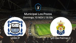 Previa del partido: el Unión Puerto recibe en su feudo al Las Palmas C