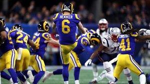 Rams y Patriots se enfrentaron hace 17 años convictoria para New England