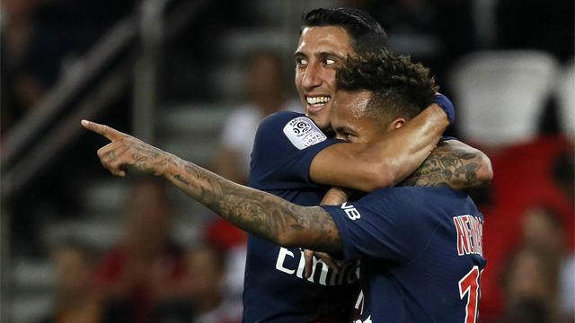 Resumen y goles del PSG - Caen (3-0)
