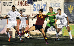 Mundial 2015 Canadá - Fútbol femenino