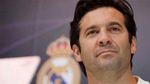 Solari ofrece la rueda de prensa previa al Real-Madrid-Leganés de la Copa 2018/19