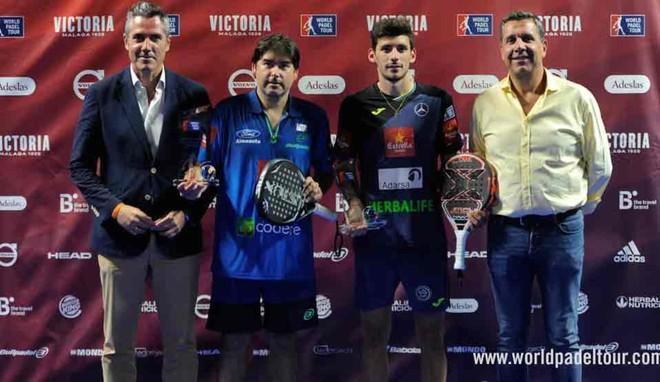 Sutpaczuk y Gutiérrez, campeones en Mijas