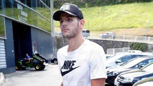 Theo jugará en Italia