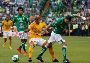 Tigres había ganado la ida 1-0 con gol de Gignac