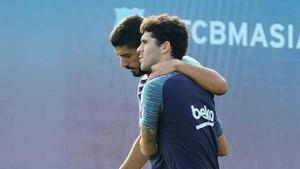 Valverde cuenta con Aleñá