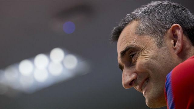 Valverde habla sobre una posible vuelta de Neymar al FC Barcelona