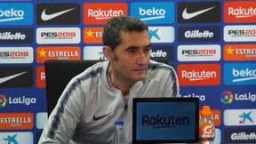 Valverde opinó sobre el gesto de Coutinho