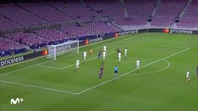 ¿Ha vuelto el mejor Dembélé? Así sentenció el francés su sensacional partido ante el Ferencvaros