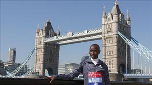 Wanjiru quiere repetir en Londres