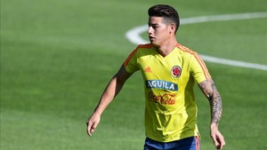 xortunocolombia s midfielder james rodriguez gestures on 180614115902