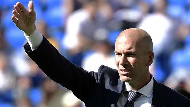 Zidane: Con Bale, interpretáis lo que queréis
