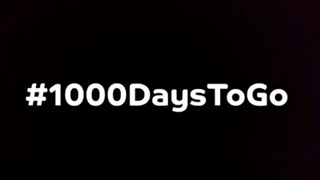 1000 días para el mundial de Qatar