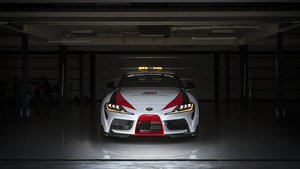 Toyota GR Supra Safety Car.