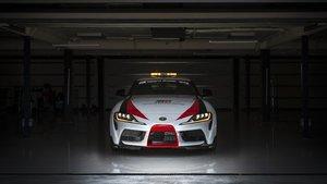 Toyota GR Supra Safety Car.