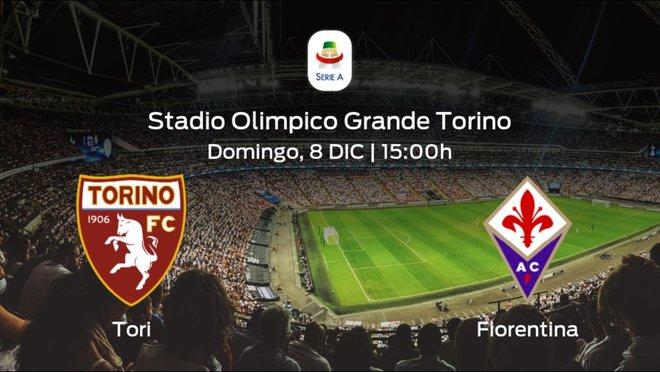 Previa del encuentro: el Torino recibe en casa a la Fiorentina