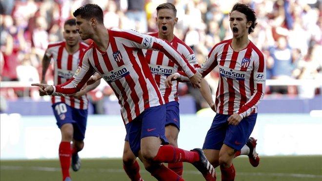 El Atlético quiere sellar su boleto para la Champions a la primera