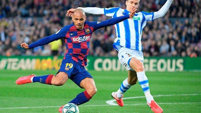 Horario y dónde ver el Barcelona - Osasuna de la jornada 37 de LaLiga Santander