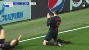 La acción de Morata que lo reconcilia con la afición del Atlético