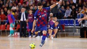 Adolfo es uno de los ejes sobre los que gira este Barça