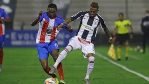 Alianza Lima no mostró su mejor juego en Lima