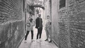 André Gomes y sus amigos en Venecia