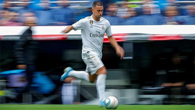 Así fue el debut de Hazard en LaLiga