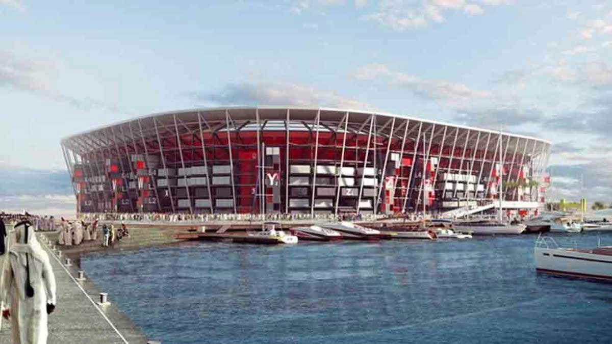 Así será el Ras Abu Stadium