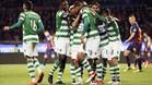 El Atlético de Madrid se enfretanrá al Sporting de Portugal