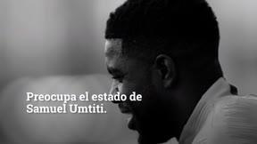 El bajón de Umtiti