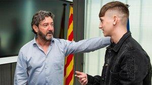 Bakero aprobó su llegada al Barça en verano